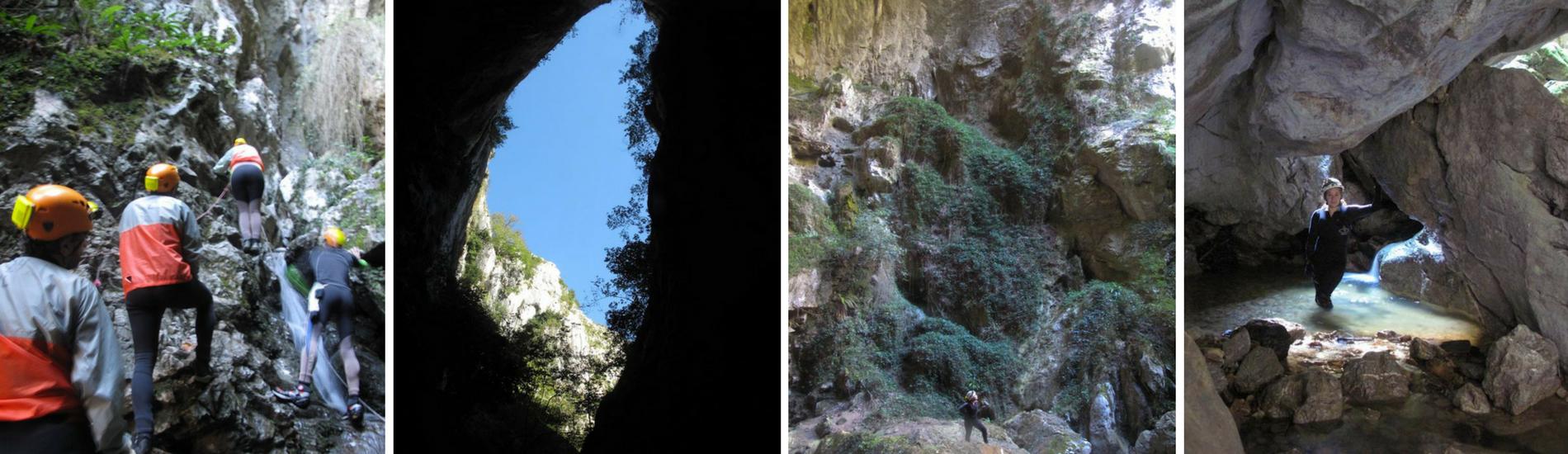 Cueva del Tinganón