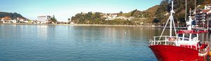 Ruta de la Mitología Asturiana en el puerto de Ribadesella